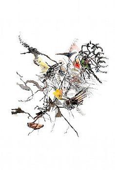 Julie Mehretu, Untitled