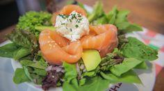 The Pick Market, pronto parte de la Guía ONSITE. #gourmet #salmon #ensalada #lox #salad #buenosaires
