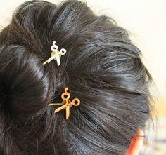 $9.99 scissor hairpins