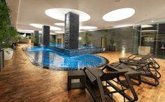Indoor Swimming Pool - 5th Floor MELIA Hotels Makassar ❤️