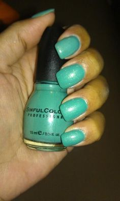 The new color i got... Thanks to Phillydiva's pic on FB