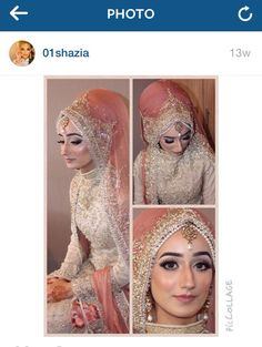 Her neckline is modest, hate the dupatta layout though