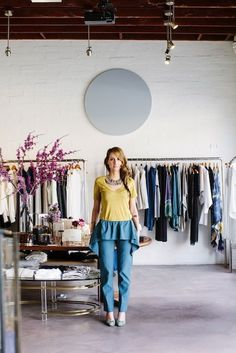 Photo by Miha Matei  GLAMOUR Chic Peek: Des Kohan's Los Angeles Boutique Is Accessories Paradise