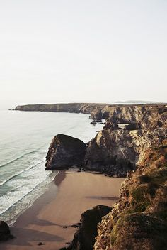 Bedruthan Steps | Cornwall