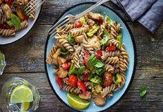 5 Simple ways to make Healthy Pasta Dinner