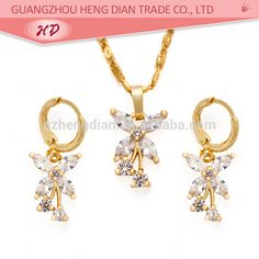 140 Best Alibaba Images Jewelry Sets Crystal Rose Earrings For Women