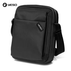 Check it on our site YESO Brand Men Business Messenger Bag Famous Waterproof Oxford Casual Cross Body Bags Mens Simple Shoulder Bags for IPAD Black just only $22.37 with free shipping worldwide  #crossbodybagsformen Plese click on picture to see our special price for you