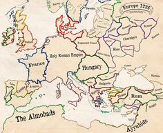 Europe 1226
