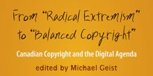 Michael Geist - Cdn Fed Court Says No Copyright Infringement For Linking, Posting Several Paragraphs from Article