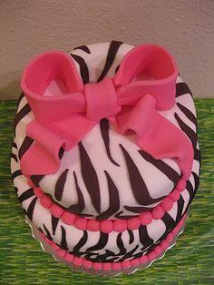 pie cake, cake idea, shower cake, creat, cakes, cake decor, bridal shower, cake theme, parti idea