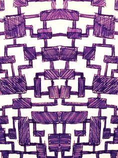 еще фиолетовая текстура