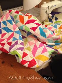 A Quilting Sheep: Wake Up to Kona Solids!!