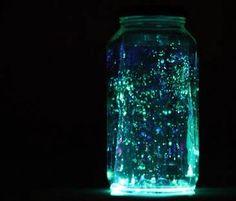 Cute new glow jars