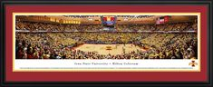 This Iowa State Cyclones Panorama - Hilton Coliseum Panoramic Picture was taken by Blakeway Worldwide Panoramas and is available in many different formats!