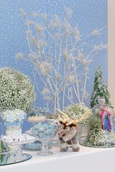Festa Infantil   Frozen Elegante   Vestida de Mãe   Blog sobre Gravidez, Maternidade e Bebês por Fernanda Floret