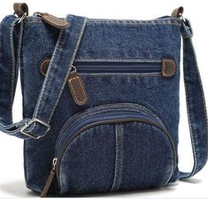 womens denim messenger bags ladies mini small shoulder satchels girls zipper solid summer sling vintage bag borse bolsos sacoche