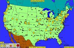 Radiation Network