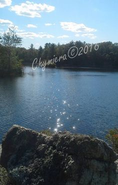 The Water Sprites No. 1. Photography Gicl�e Print. Lake Life Photography. Reservoir Lake photo. Dancing Water fairies photo series