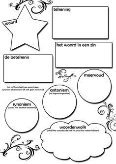 Perfect om iedere dag even tussendoor te doen! Aan het einde van elk schooljaar 200 nieuwe woorden toegevoegd aan de woordenschat van je kids!