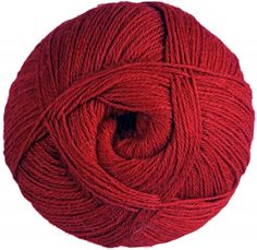 Alpaca Wool Red Bolivian product