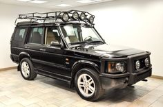 Land Rover Discovery 2 td5                                                                                                                                                                                 More