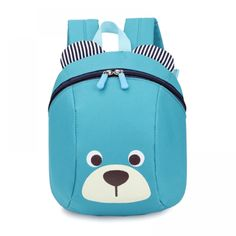 Cute Convenient Bear Shaped Kid's School Backpack $ 9.95 & FREE Shipping #bags #bagshop #bagsforsale #careypurvis #tote #bagslover Baby Backpack, Toddler Backpack, Backpack Bags, Canvas Backpack, School Bags For Boys, Dog School, Boys Backpacks, School Backpacks, Little Girls