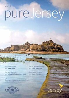 Pure Jersey Holiday Brochure 2015