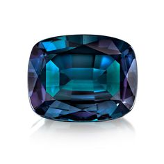 Alexandrite by Omi Gems, 3.18 carats of intense color change!  via Danielle Signor