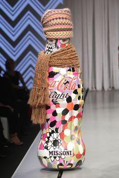 COCA-COLA ~ :: Coca-Cola Light Tribute To Fashion - Missoni