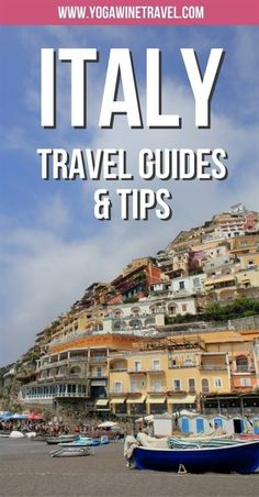 There is no shortage of beautiful places in Italy. Click for a collection of destination guides for the best places to visit in Italy including Florence, Venice, the Amalfi Coast, Sorrento, Rome…MoreMore #ItalyTravel