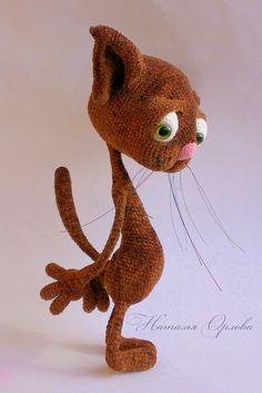Добби - Вязаные ребетёнки - Галерея - Форум почитателей амигуруми (вязаной игрушки)