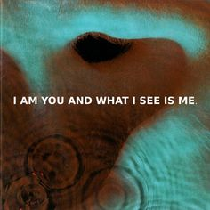 "- Pink Floyd, ""Echoes"""