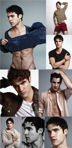 A collection of Darren Criss pictures.... I was just going for one!