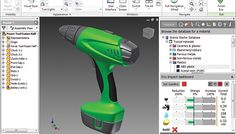 Eco Materials Adviser is an app running within the Autodesk Inventor software that gives the engineer interactive feedback on the likely environmental impact of changes in their design. Eco Materials Adviser adds materials data and eco design technology from materials information technology leader Granta Design.