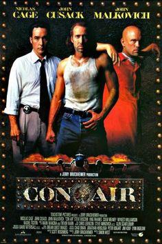 Con Air è un film di genere azione del 1997 con Nicolas Cage, John Cusack, John Malkovich. Guardalo GRATIS in Italiano a 1080p! Disponibile al DOWNLOAD in HD!