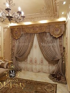 Fancy Curtains, Unique Curtains, Classic Curtains, Curtains And Draperies, Layered Curtains, Luxury Curtains, Shabby Chic Curtains, Home Curtains, Modern Curtains