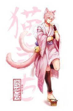 Was a fantasy anime! Cardcaptor Sakura, Anime Style, Character Inspiration, Character Design, Neko Boy, Avatar, Free Eternal Summer, Boy Drawing, Free Iwatobi Swim Club