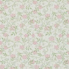 Buy William Morris and Co 214725 Jasmine Wallpaper | Archive III Wallpapers | Fashion Interiors