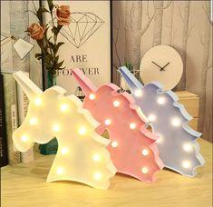 De venta en Vianity #unicornio #unicornlover #decoración #lámparas