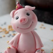 Happy New Year Pig good luck