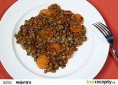 Turecká čočka s mrkví New York Times, Healthy Junk, No Cook Meals, Food And Drink, Beef, Chicken, Cooking, Recipes, Bulgur