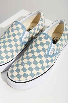 Vans Checkerboard Slip-On Sneaker - Urban Outfitters
