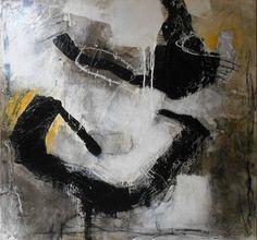 "Saatchi Art Artist Michaela Steinacher; Painting, ""stoned"" #art"
