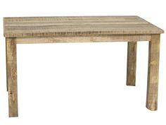 Dřevěný stůl z manga Mannheim 180x90