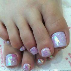 Toe nail art designs toe nail art summer summer beach toe nails 55 toe nail designs to keep up with trends Pretty Toe Nails, Cute Toe Nails, My Nails, Jamberry Nails, Pretty Toes, Toe Nail Color, Toe Nail Art, Nail Colors, Acrylic Nails