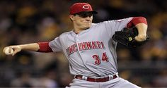 Cincinnati Reds close to locking up Homer Bailey