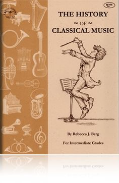 History of Classical Music Study Guide (Download Version) - Beautiful Feet Books