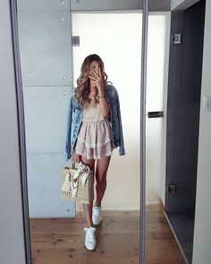 Pretty Summer Dress Total Looks You Will Fall In Love With; One-piece Dress; Pretty Summer Dresses, Summer Dresses For Women, Summer Outfits, Dress Summer, Classy Outfits, Casual Outfits, Cute Outfits, Fashion Outfits, Dress Casual