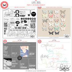 Life 365 Part 2 (2013) - Digital Kit
