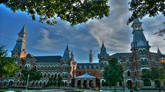 The Quad, Baylor University, Waco, TX